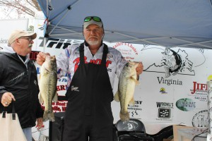 Bill Goots wins the 2014 Mr. BASS State Qualifier